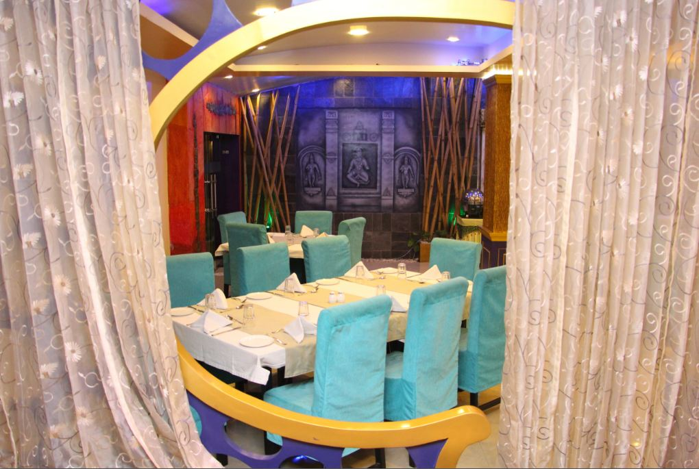 Restaurant for Party in Udaipur